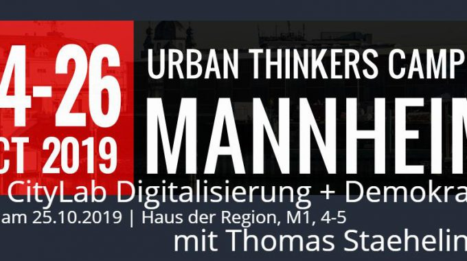 City Lab | Digitalisierung + Demokratie