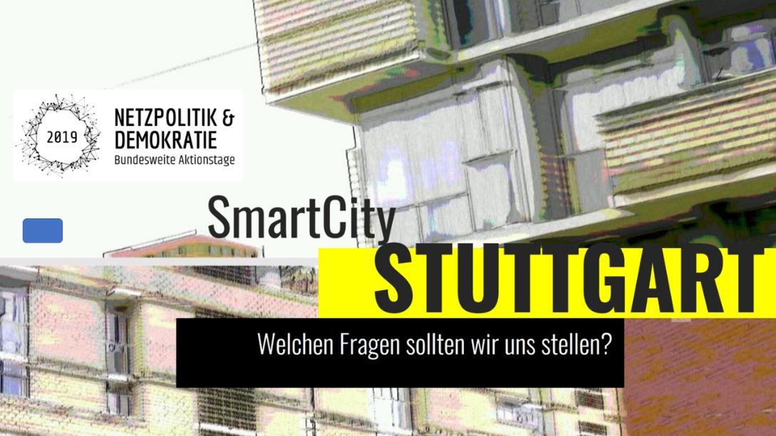 SmartCityTalk Stuttgart | Key Note Thomas Staehelin