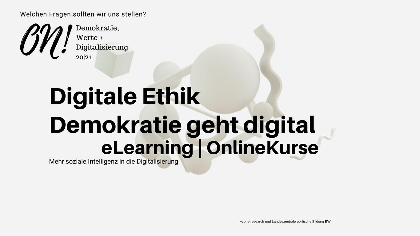 eLearning Digitale Ethik by +zone und lpb bw